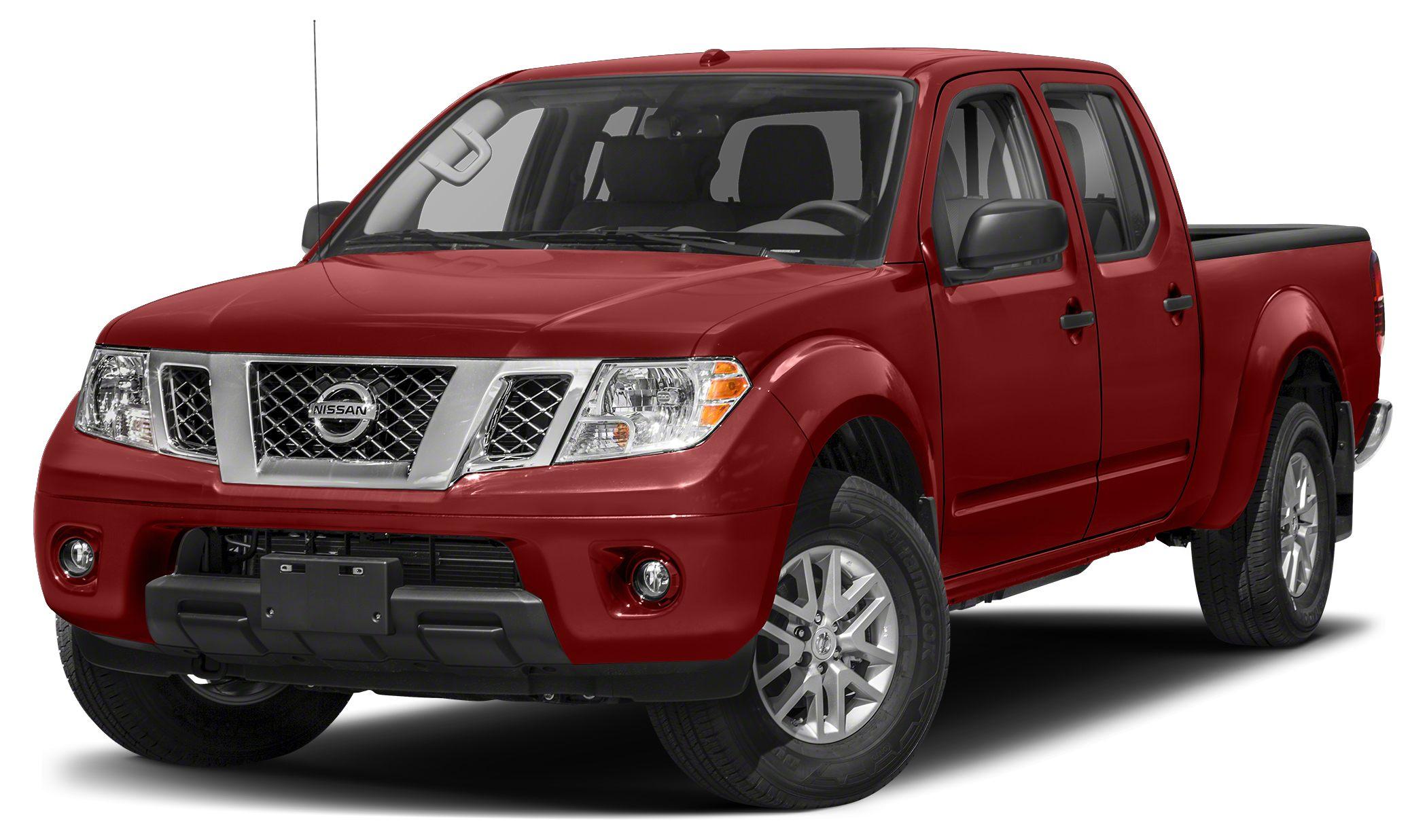 2018 Nissan Frontier SV Miles 8Color Lava Red Stock 7180395 VIN 1N6AD0ER3JN751899