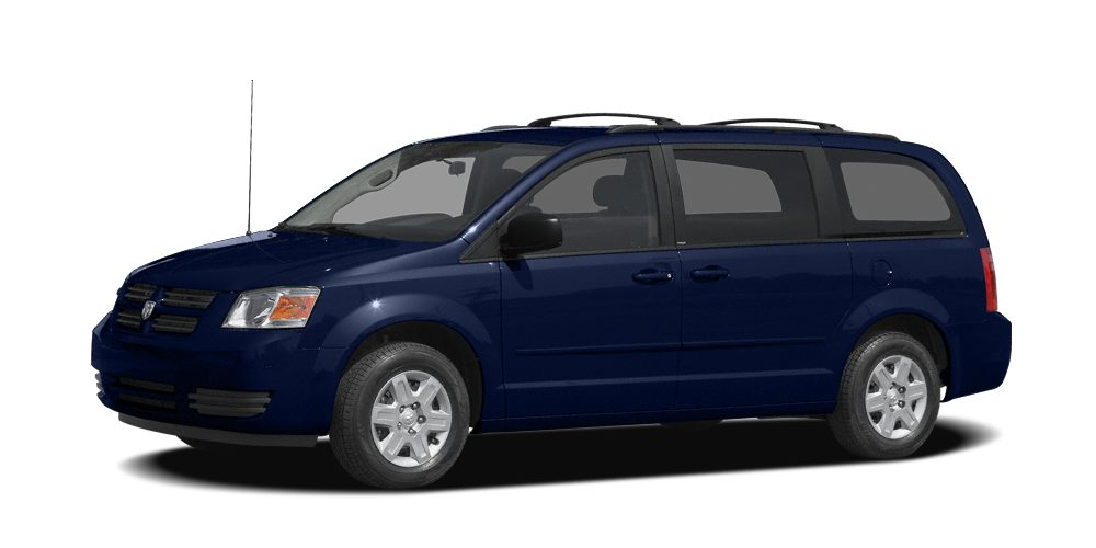 2008 Dodge Grand Caravan SXT CARFAX 1-Owner SXT trim 3rd Row Seat CD Player Dual Zone AC Pow