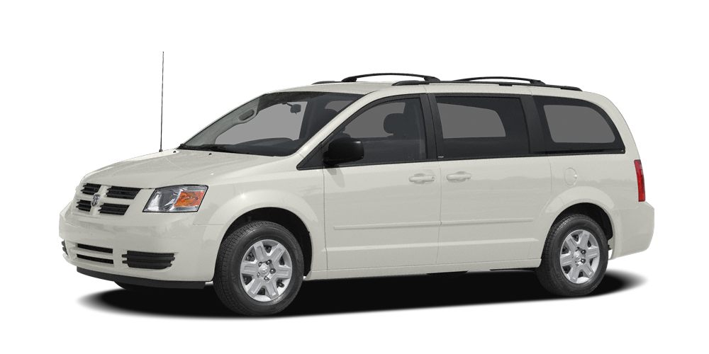 2008 Dodge Grand Caravan SXT CLEAN CARFAX ONE OWNER AUTOMATIC BACK-UP-CAMERA BLUE