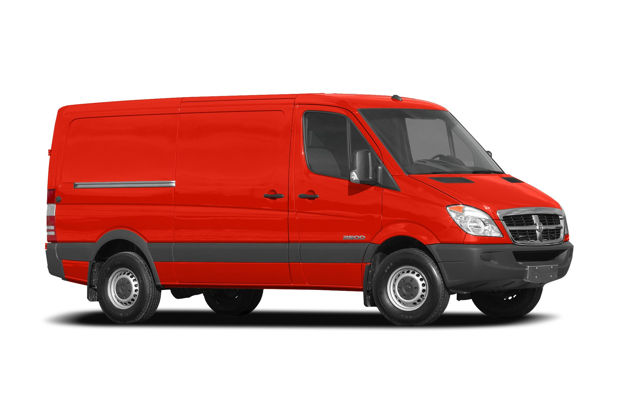 2008 Dodge Sprinter 2500 144 WB Cargo Bonham Chrysler is honored to present a wonderful example of