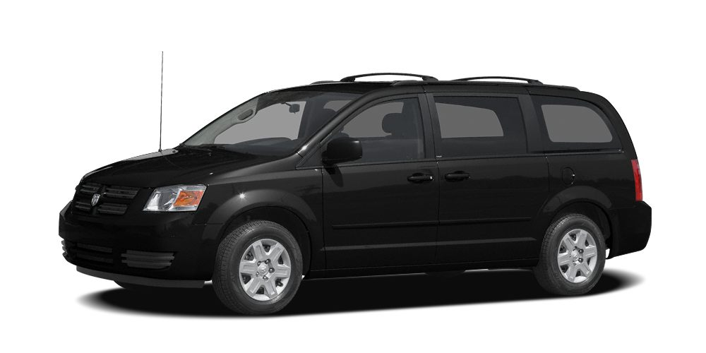 2008 Dodge Grand Caravan SXT Miles 109147Color Black Stock P1216 VIN 2D8HN54P08R693826