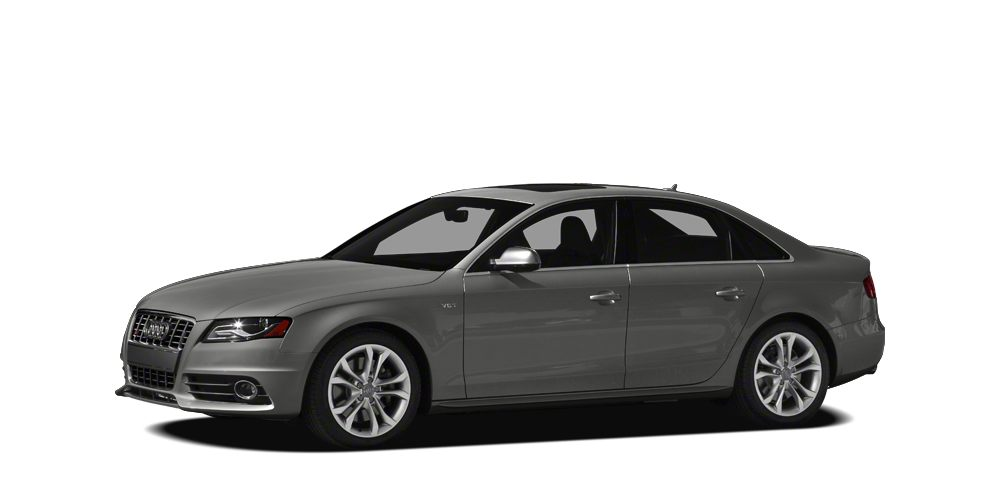 2012 Audi S4 30 quattro Premium Plus Premium Plus trim Excellent Condition Moonroof Heated Lea