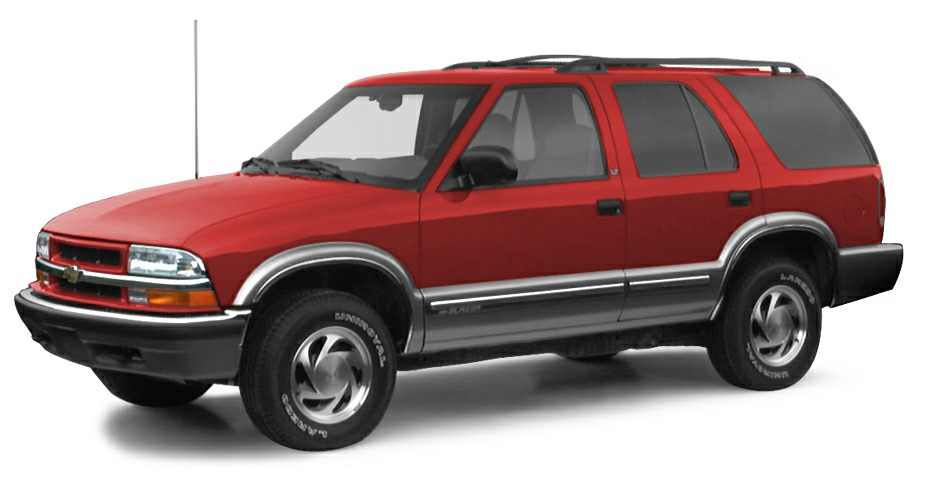 2000 Chevrolet Blazer LT ABS Brakes New Arrival Price does not included dealer installed options