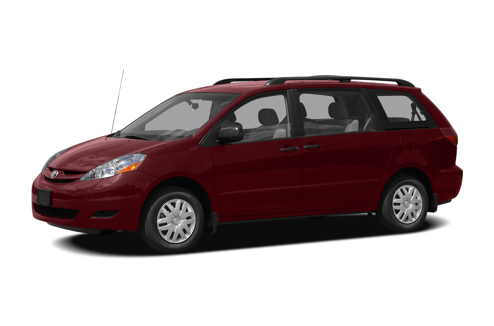2007 Toyota Sienna CE Vehicle Detailed Recent Oil Change and Passed Dealer Inspection Low miles
