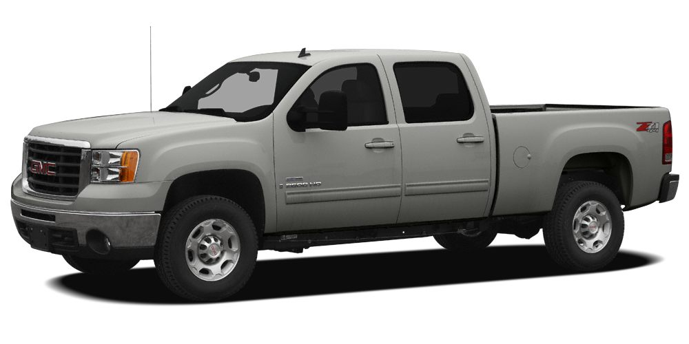 2008 GMC Sierra 2500HD  BUY WITH CONFIDENCE CARFAX Buyback Guarantee qualified LOADED WITH VALUE