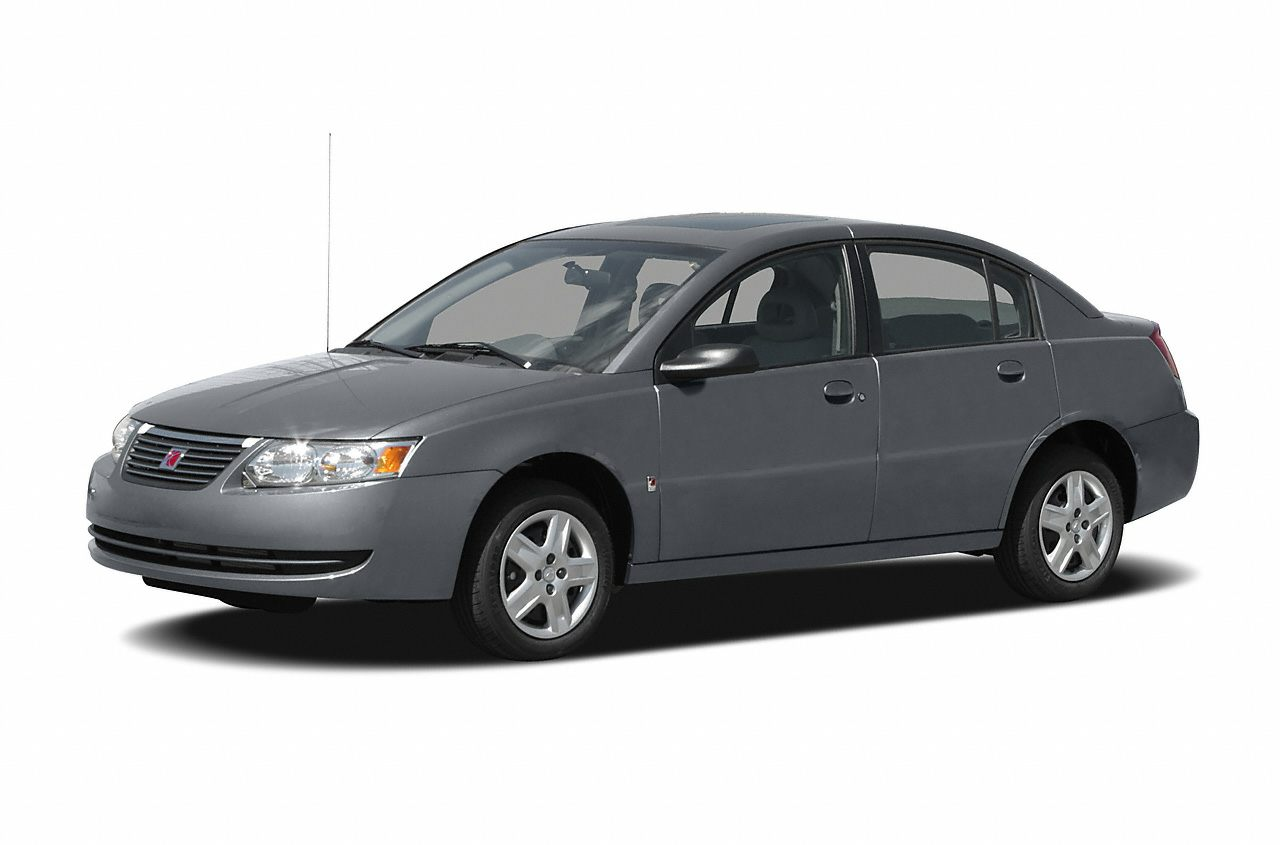 2006 Saturn ION 3 One owner - it doesnt get any better than that Only one owner Buy with confid