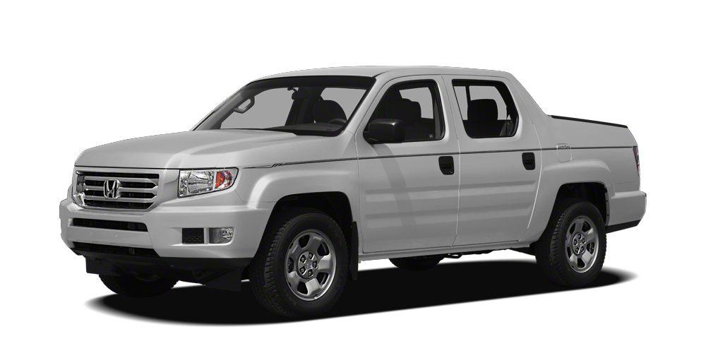 2012 Honda Ridgeline RT Miles 97547Color Alabaster Silver Metallic Stock 160293A VIN 5FPYK1F