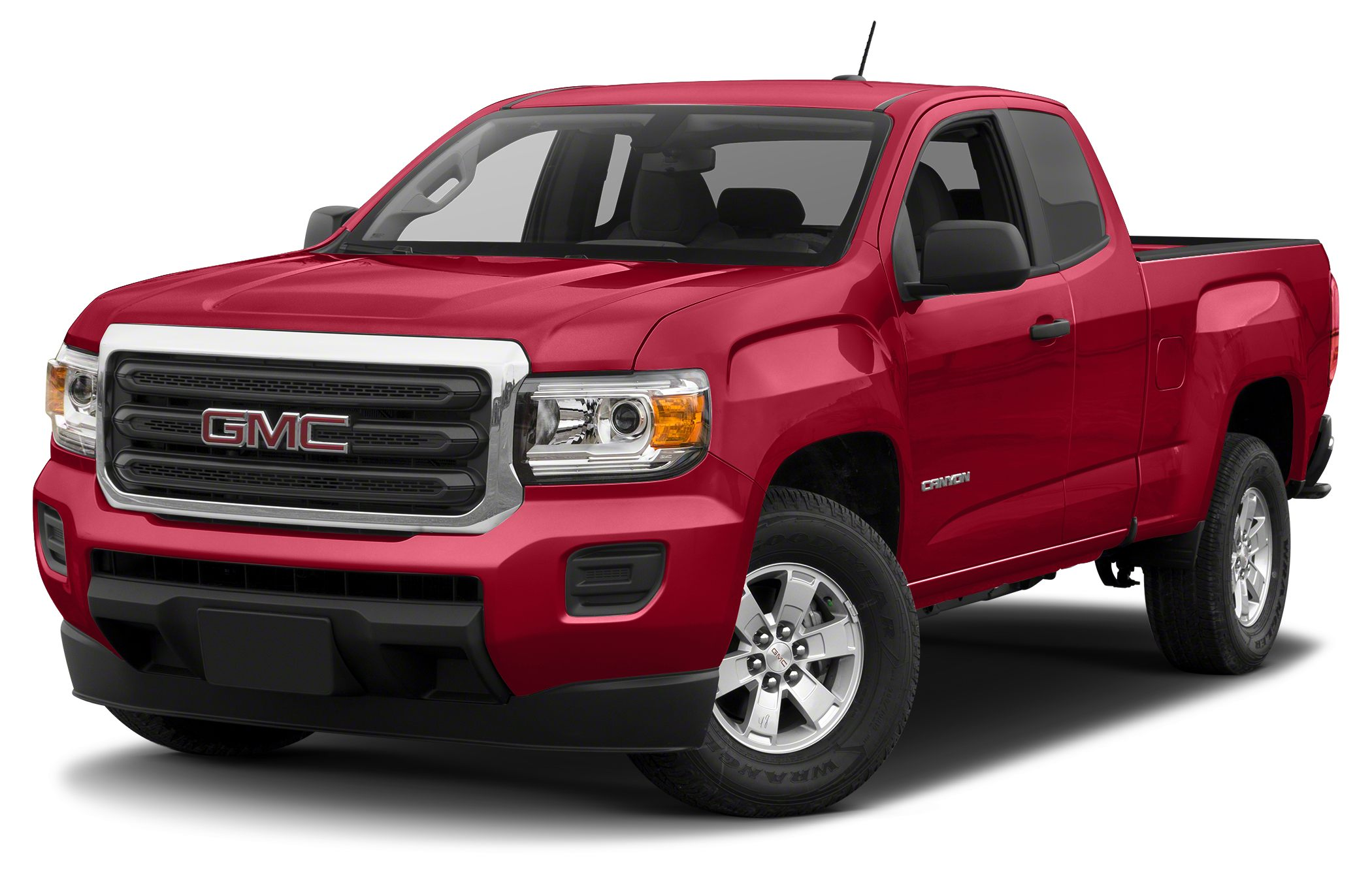 2017 GMC Canyon Base Armed with a backup camera braking assist hill start assist stability cont
