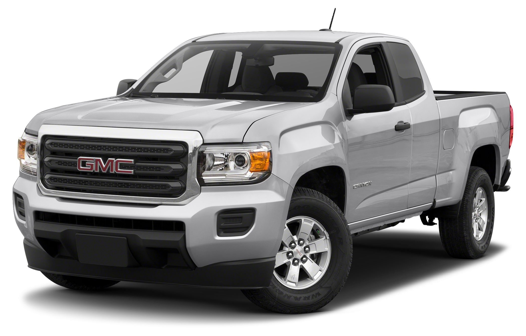 2017 GMC Canyon  Finance Offers based on MSRP2017 GMC Canyon 2WD 4x2 Crew Cab 5 box 1283in WB