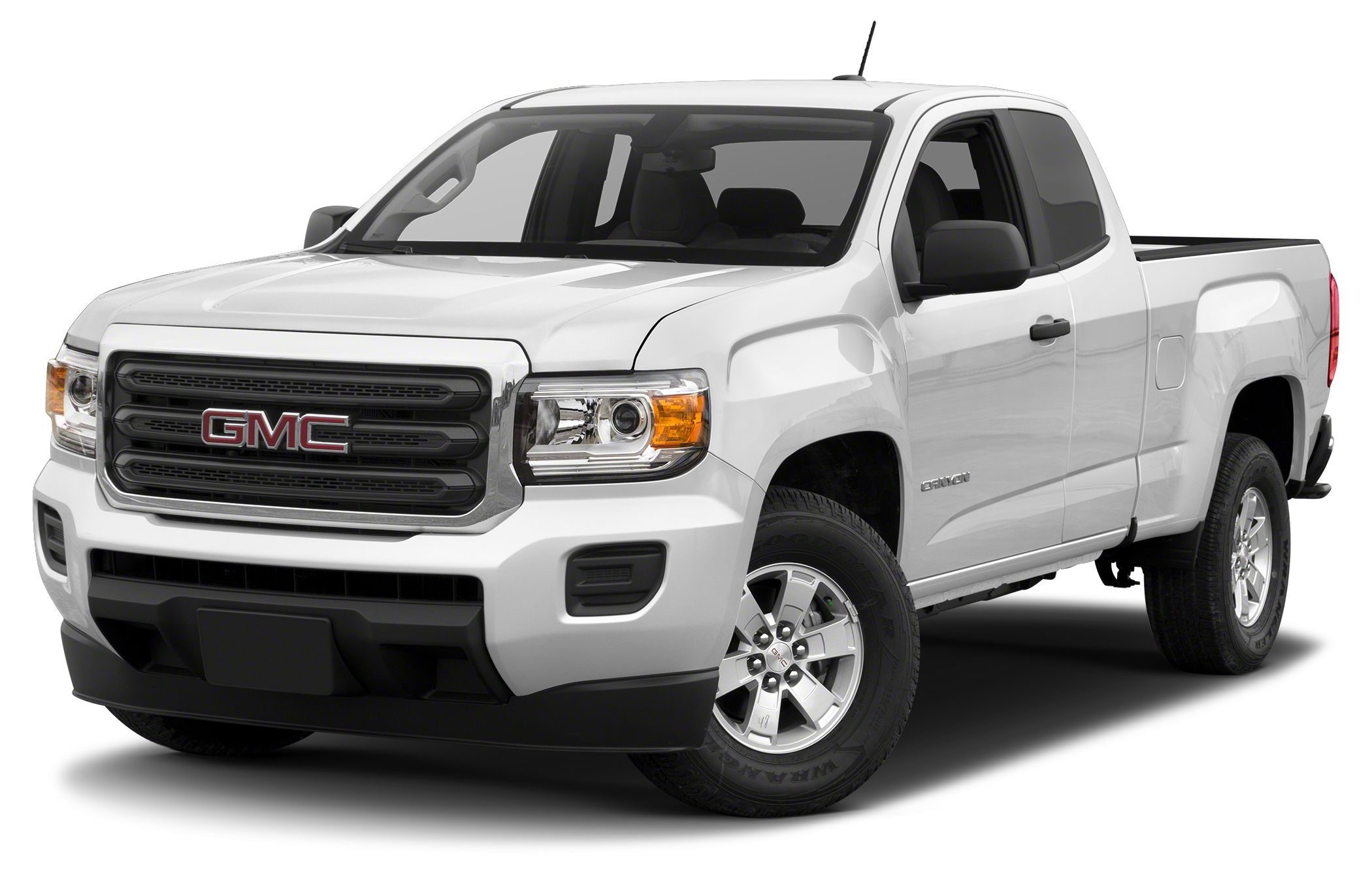 2016 GMC Canyon Base The GMC Canyon will redefine the small truck category with segment-leading fe