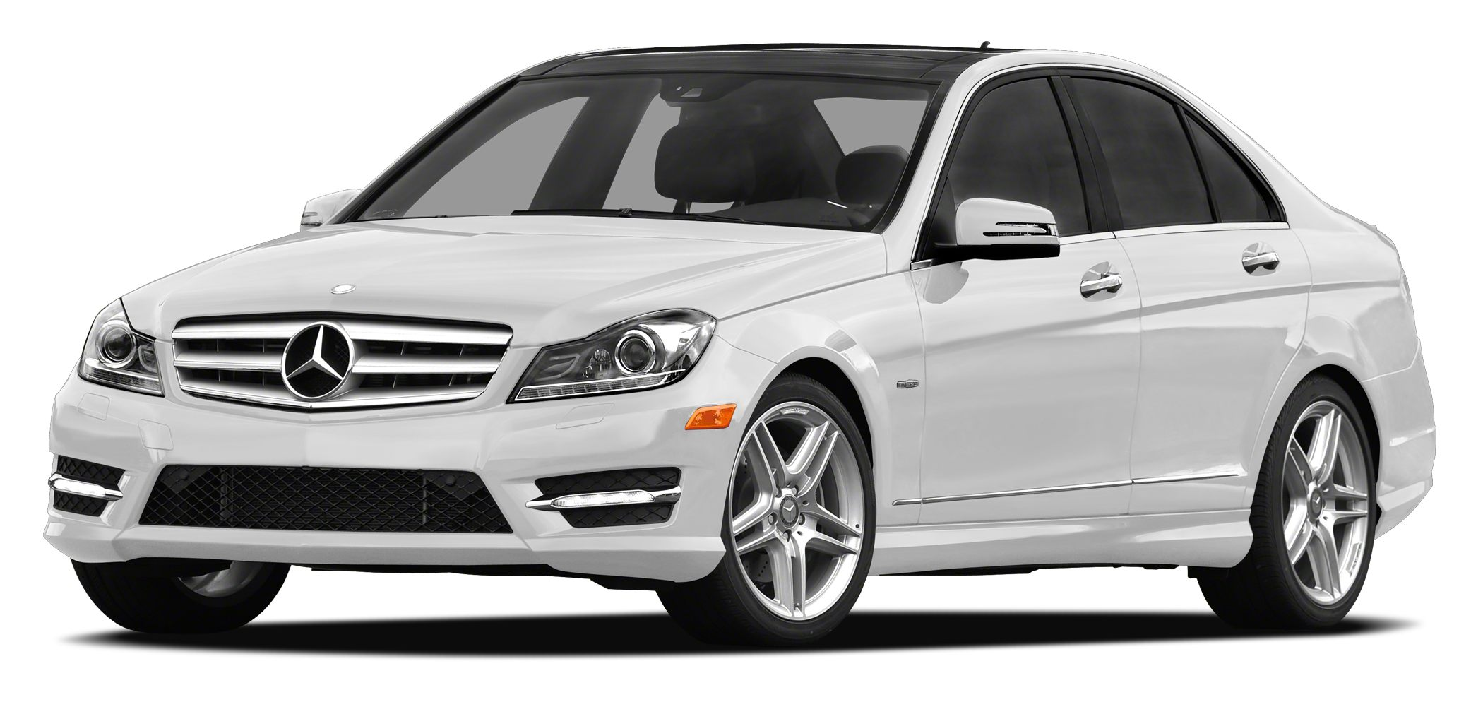 2012 MERCEDES C-Class C250 Sport BUY WITH CONFIDENCE CARFAX 1-Owner C-Class and CARFAX Buyback Gu