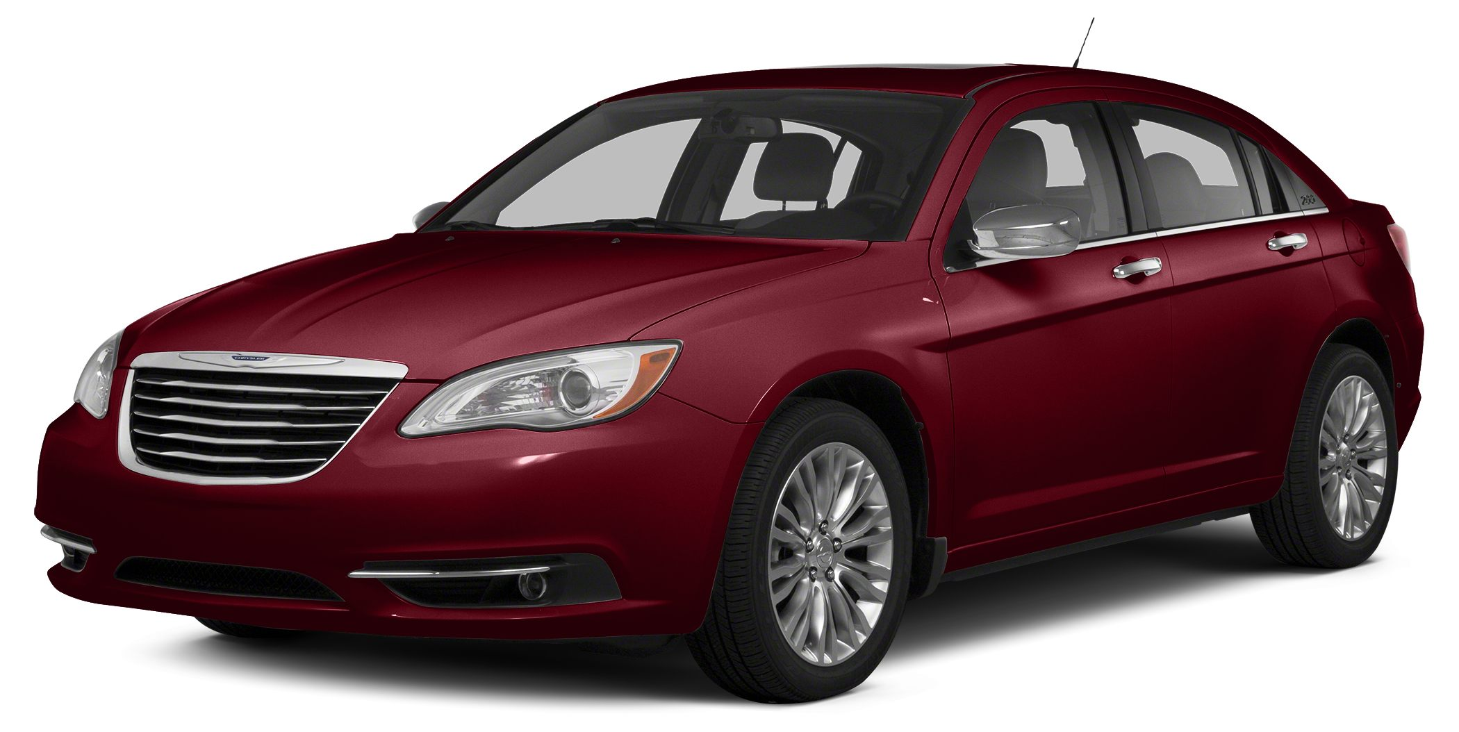 2014 Chrysler 200 LX OUR PRICESYoure probably wondering why our prices are so much lower than th