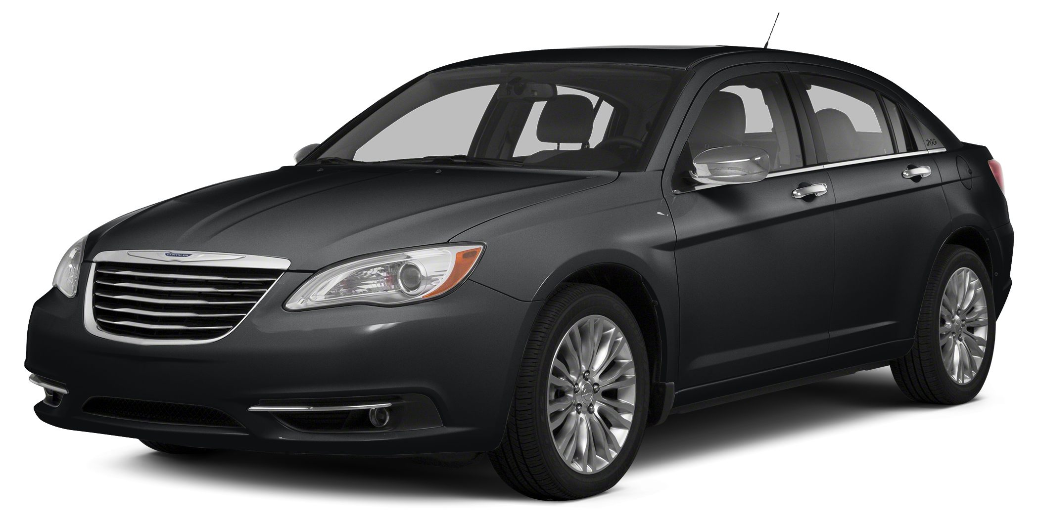 2014 Chrysler 200 Touring Vehicle Detailed Recent Oil Change and Passed Dealer Inspection Yes