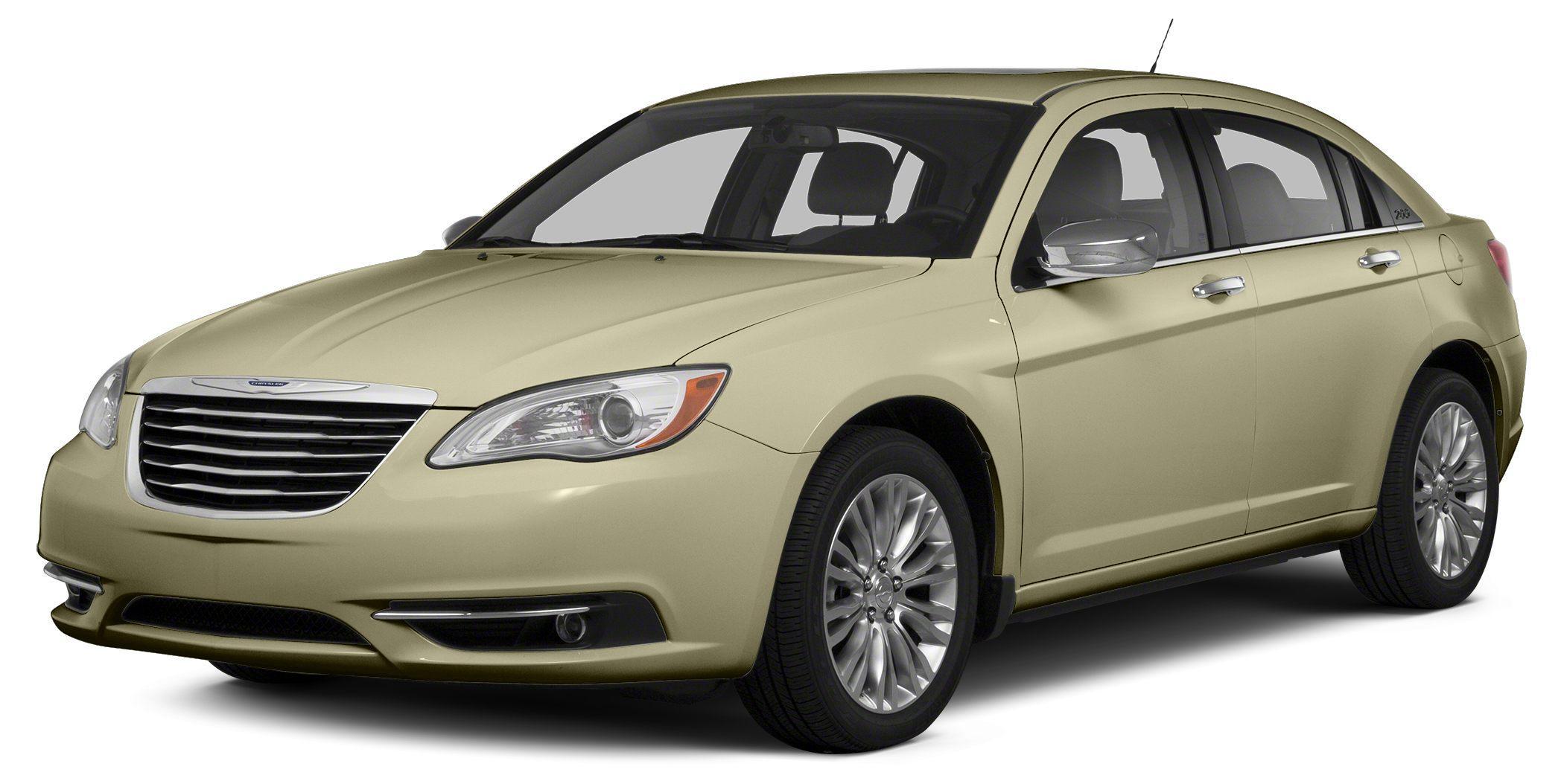 2014 Chrysler 200 Touring Miles 28933Color Cashmere Pearlcoat Stock R161244A VIN 1C3CCBBB6EN