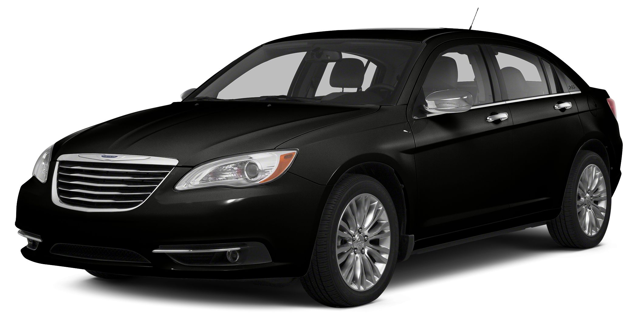 2014 Chrysler 200 LX CARFAX 1-Owner LX trim FUEL EFFICIENT 29 MPG Hwy19 MPG City iPodMP3 Inpu