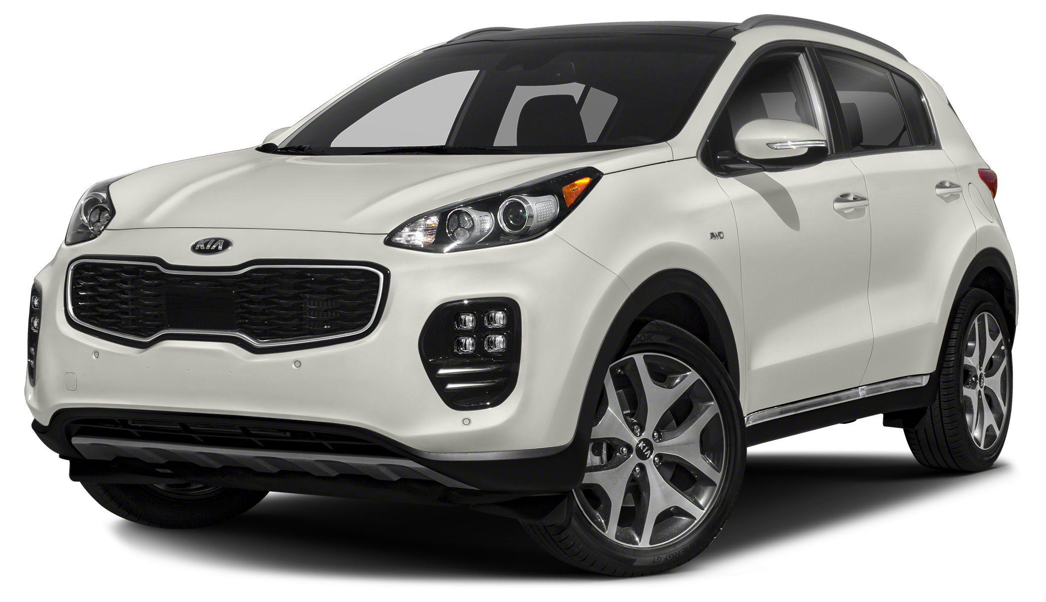 2018 Kia Sportage SX Turbo Miles 10Color Snow White Pearl Stock SB17068 VIN KNDPRCA68J736239