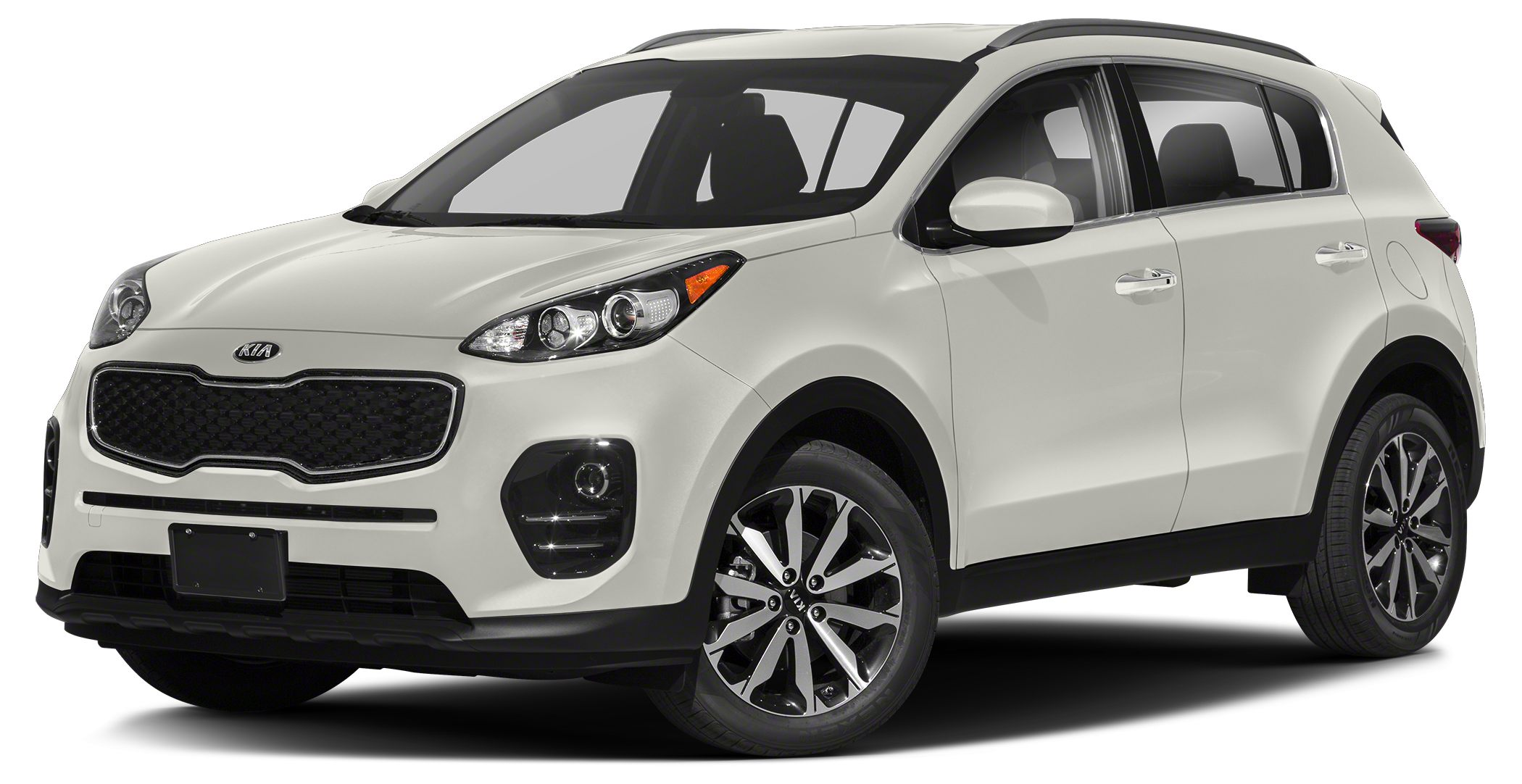 2018 Kia Sportage EX Designed for the bold the 2018 Kia Sportage captivates the eye and inspires