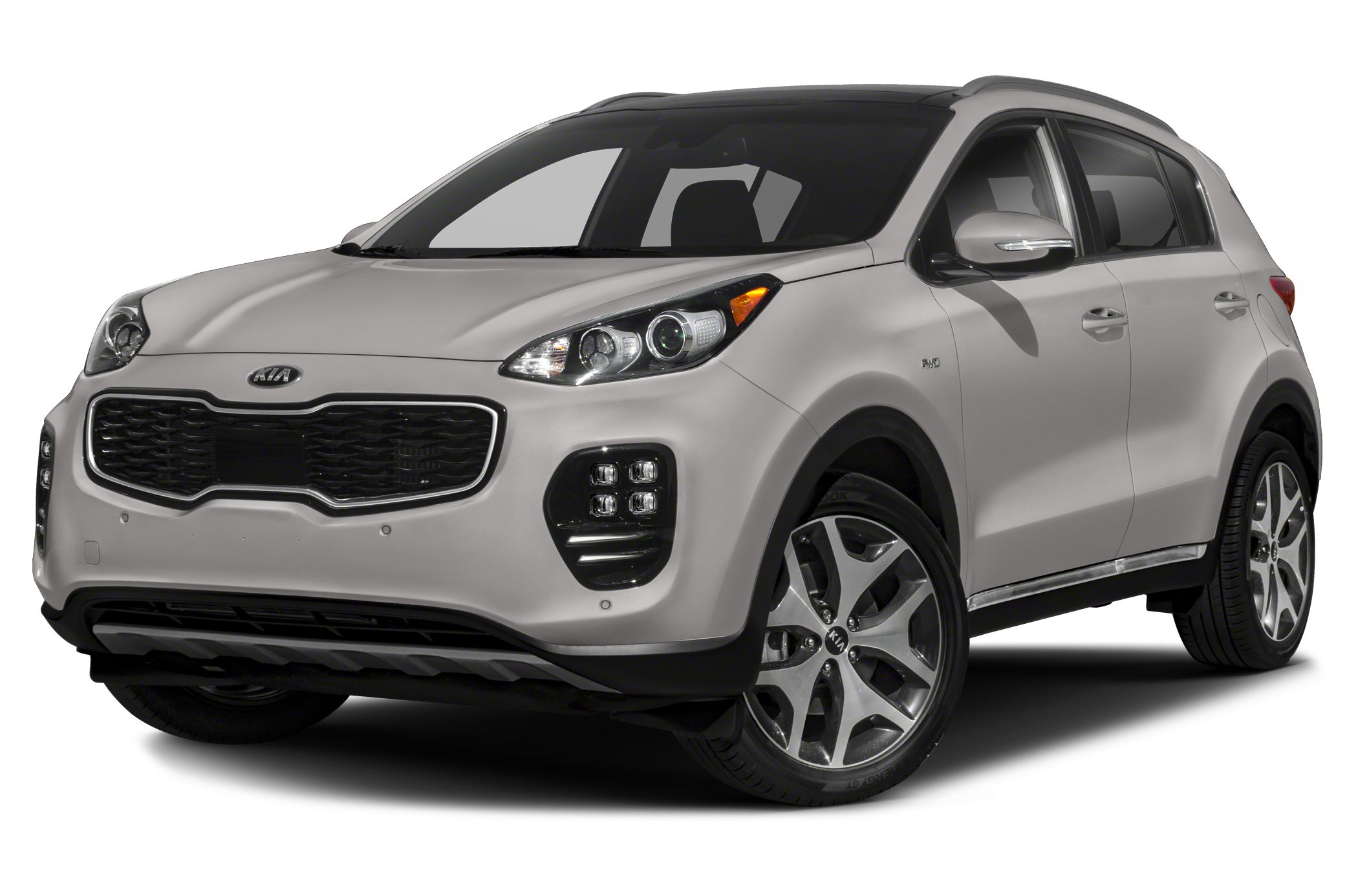 2017 Kia Sportage SX Turbo AWD Turbo Dual Panoramic Sunroofs NavigationHeated ventilated Leathe