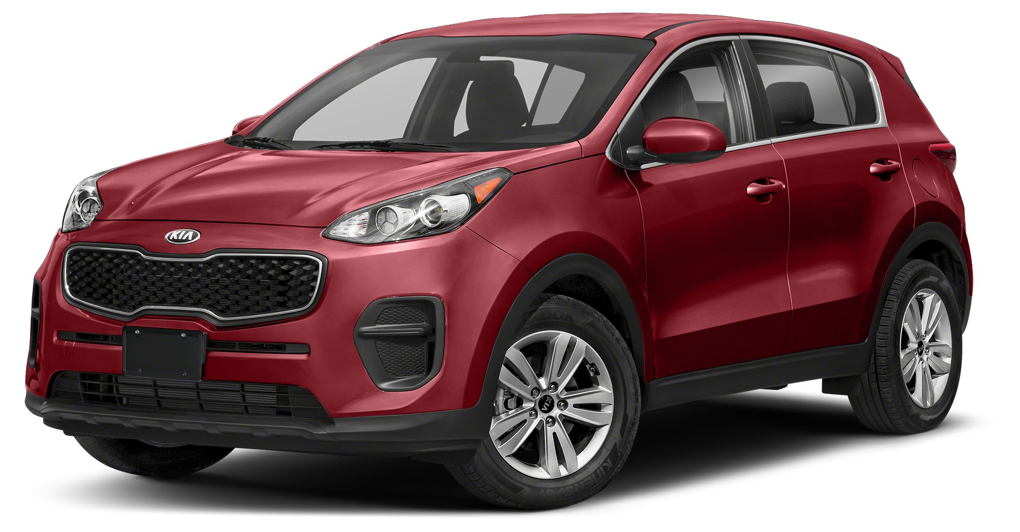 2017 Kia Sportage LX Miles 22819Color Red Stock K17751A VIN KNDPM3AC2H7103680