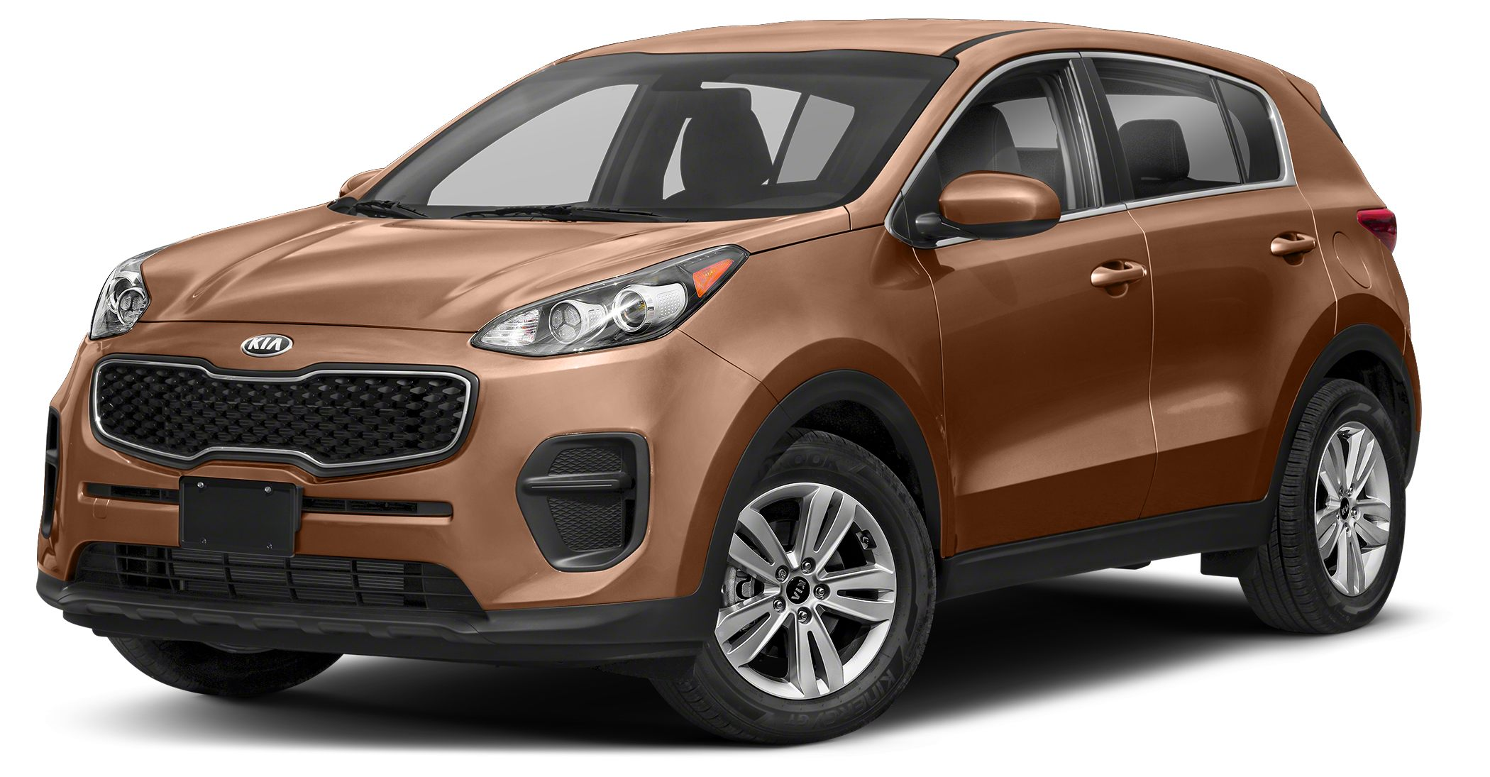 2017 Kia Sportage LX Miles 15Color Burnished Copper Stock SB13938 VIN KNDPM3AC8H7050757