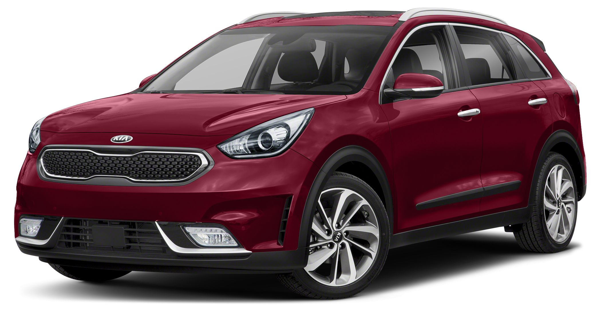 2017 Kia Niro LX Miles 943Color Crimson Red Stock SB17294 VIN KNDCB3LC7H5101257