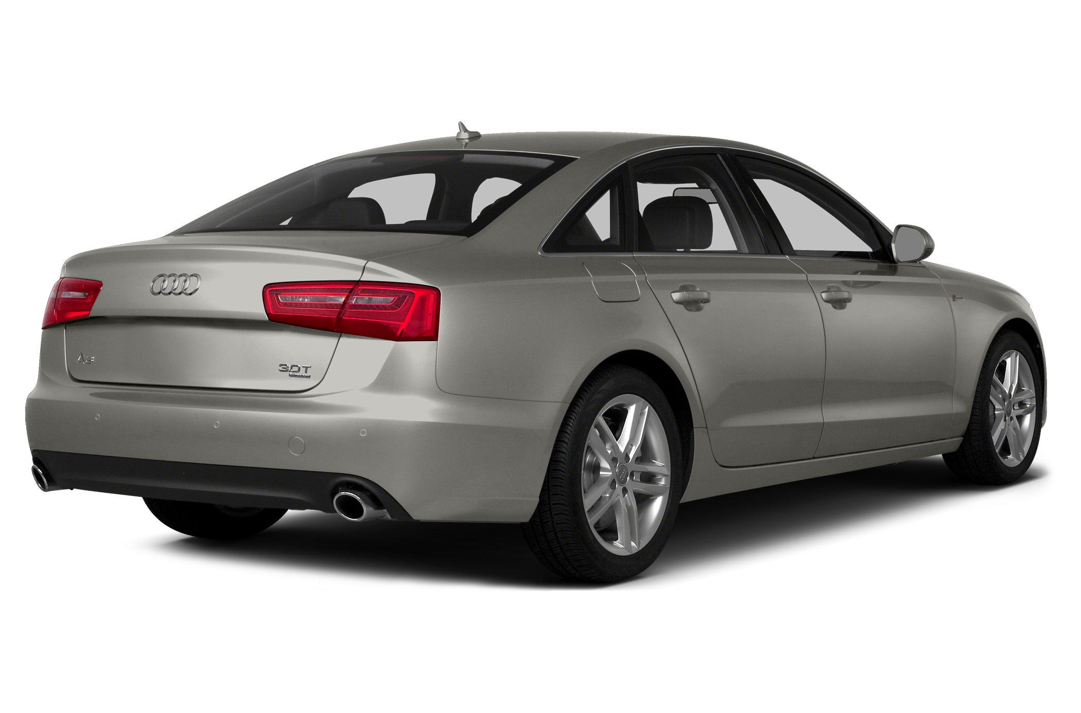 2015 Audi A6 20T quattro Premium Clean CARFAX 2015 Audi A6 20T Premium Plus quattro quattro 8-S
