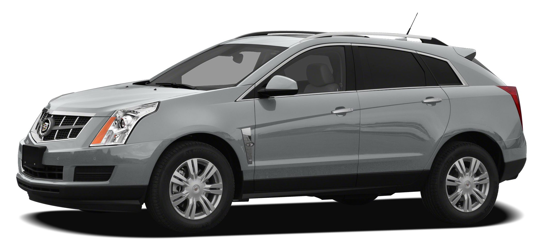2012 Cadillac SRX Luxury Collection Miles 39853Color Radiant Silver Metallic Stock 117107A VI