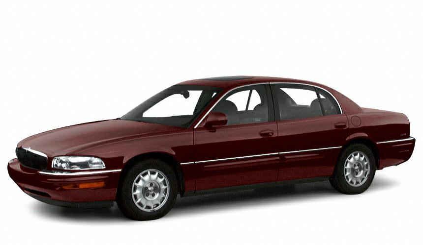2001 Buick Park Avenue Base Miles 0Color Rose Stock 185923C VIN 1G4CW54K414272237