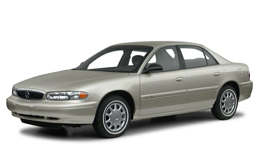 2001 Buick Century Custom Grab a bargain on this 2001 Buick Century Custom while we have it Spaci