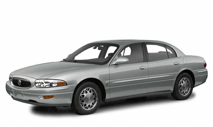 2001 Buick LeSabre Limited Miles 272530Color Sterling Silver Metallic Stock TA5097B VIN 1G4H