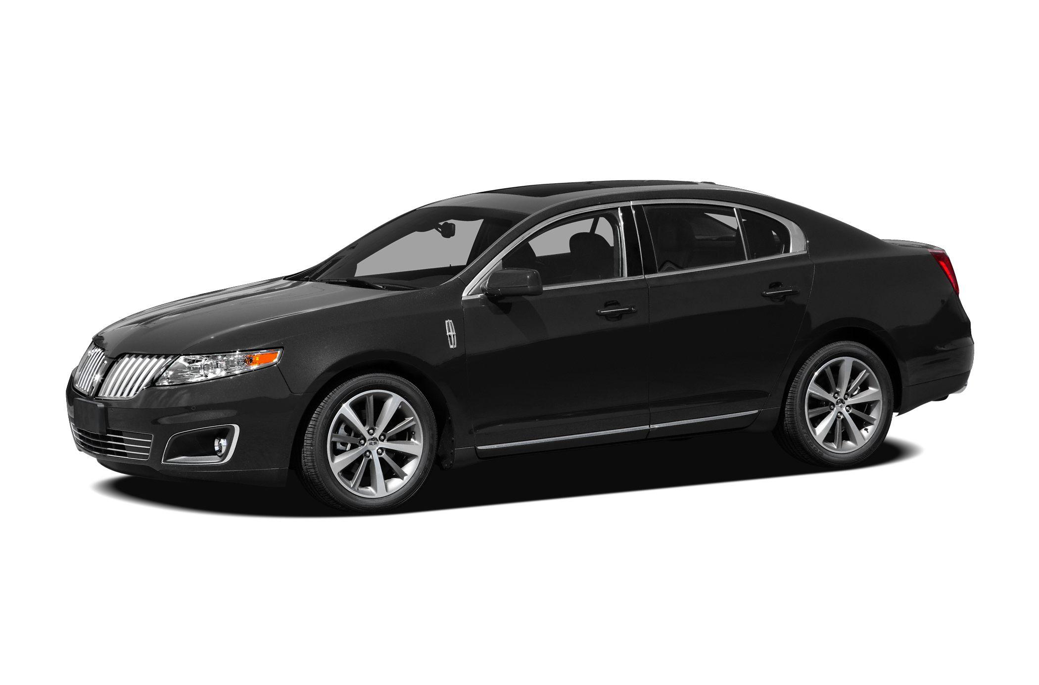 2011 Lincoln MKS EcoBoost Miles 42756Color Black Stock L9001Z VIN 1LNHL9FT6BG610605