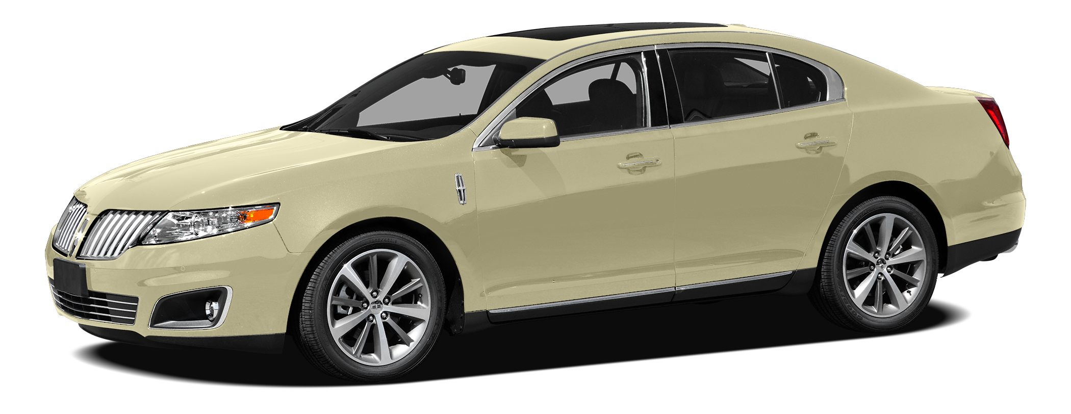 2011 Lincoln MKS Base Buy with confidence - local trade in Dont crowd your passengers Give them