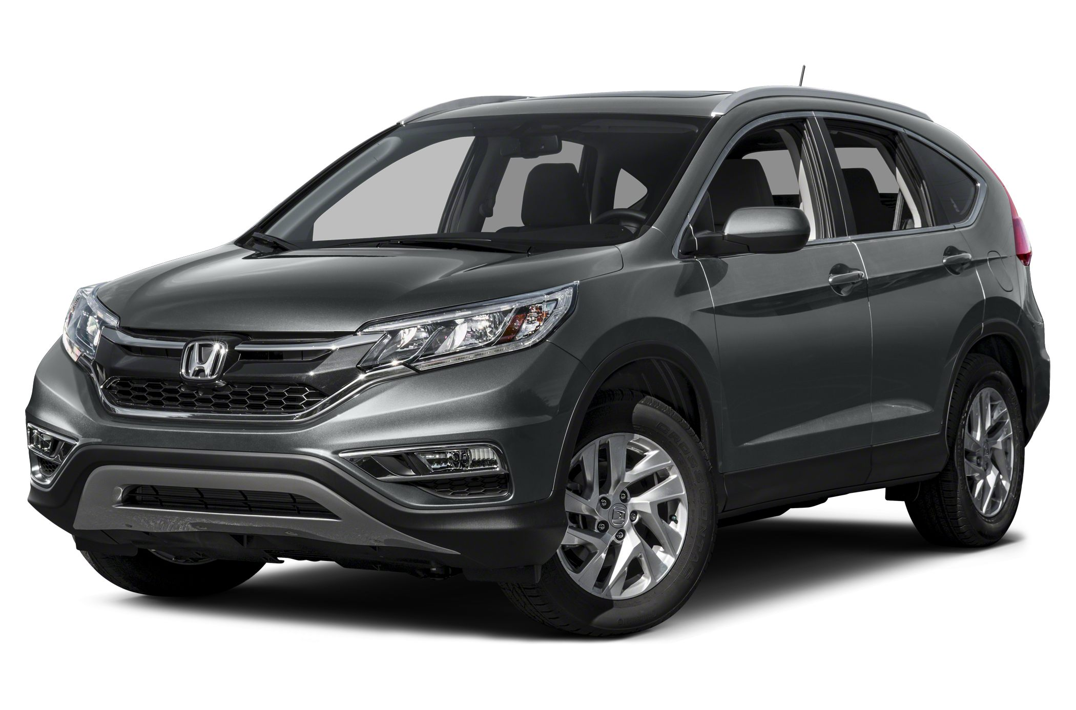 2015 Honda CR-V EX-L CARFAX One-Owner Clean CARFAX Modern Steel Metallic 2015 Honda CR-V EX-L FW