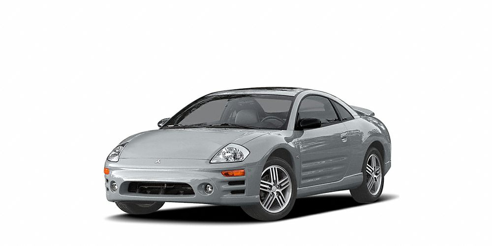 2004 Mitsubishi Eclipse GS Miles 193660Color Sterling Silver Metallic Stock 116753B VIN 4A3A