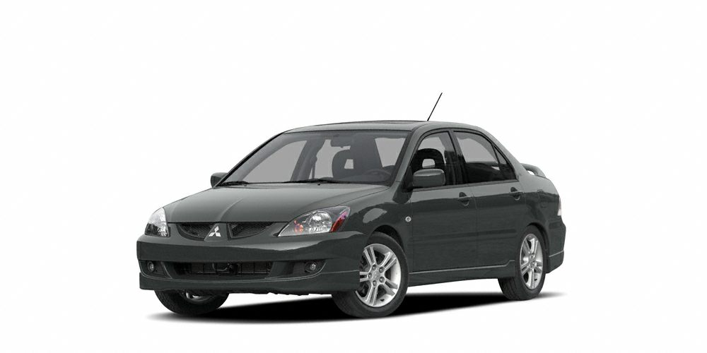 2004 Mitsubishi Lancer ES Y Miles 102474Color Thunder Gray Metallic Stock M2310A VIN JA3AJ2