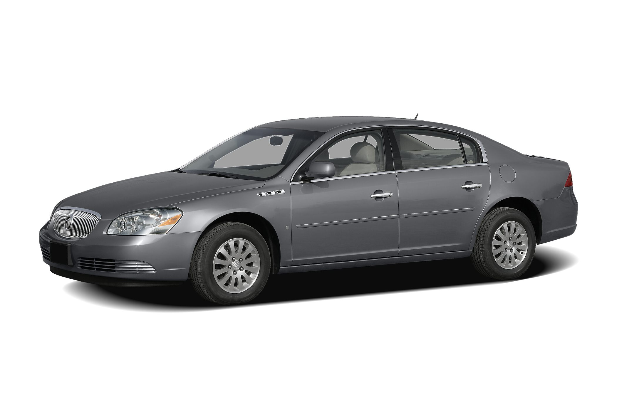 2008 Buick Lucerne CXL Make safety a priority in your drive with anti-lock brakes traction contro
