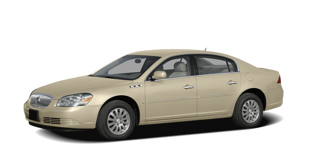 2008 Buick Lucerne CX Call Teresa in the Internet Departmentfor pricing and information It will b