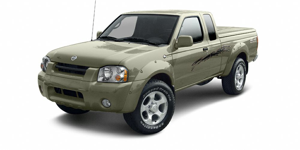 2003 Nissan Frontier XE Miles 99652Color Canteen Stock 16R459BB VIN 1N6DD26T33C435355