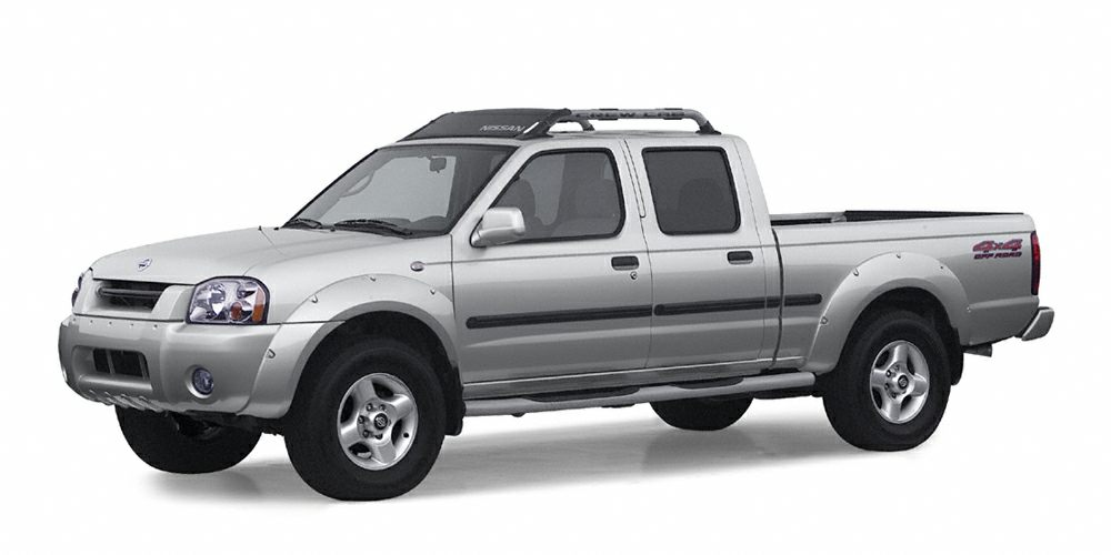 2003 Nissan Frontier XE-V6 Miles 145200Color Silver Ice Clearcoat Metallic Stock 422158 VIN