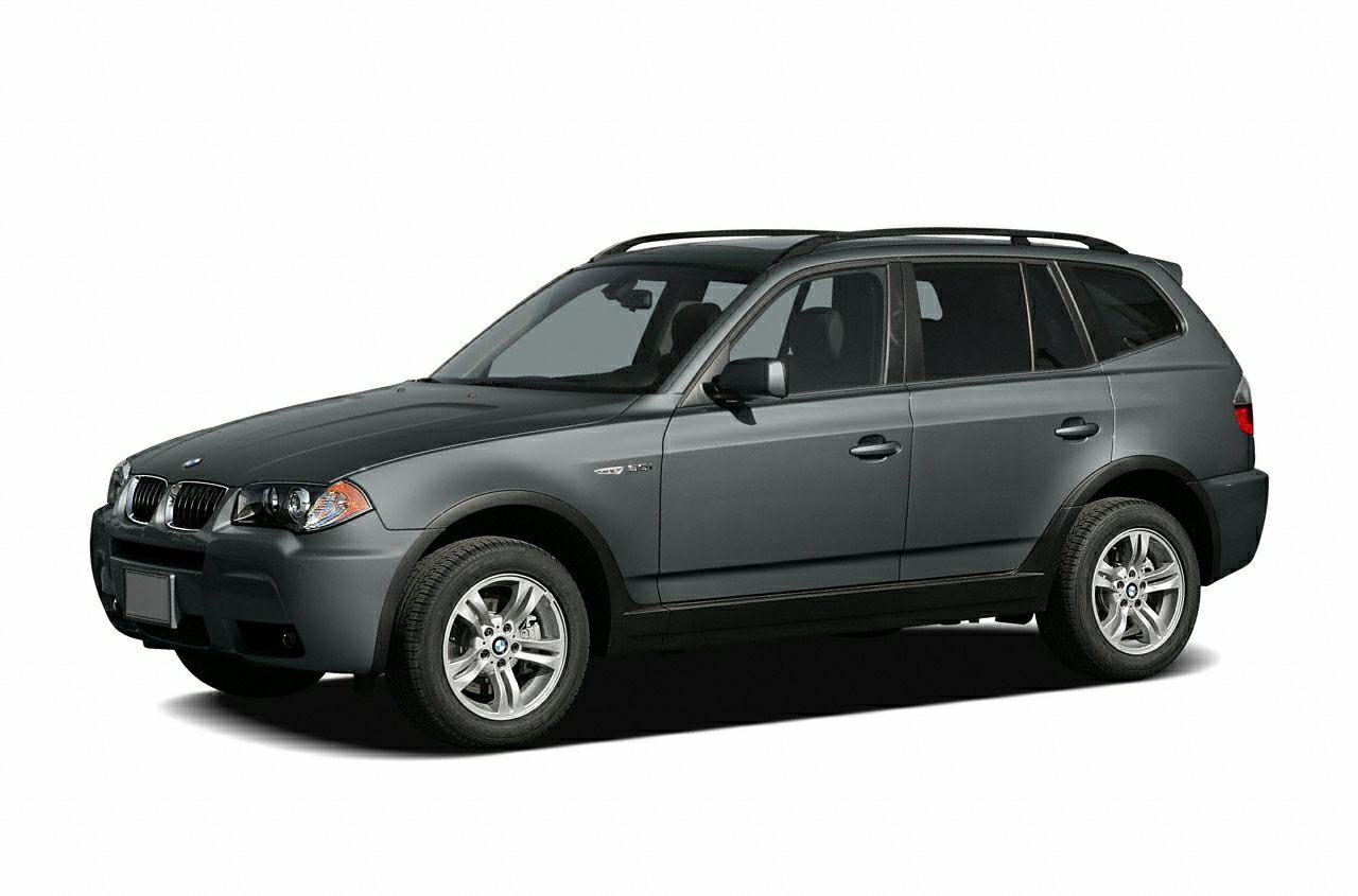 2006 BMW X3 30i Miles 91503Color Gray Stock 16203 VIN WBXPA93496WD25420