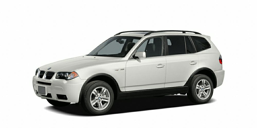 2006 BMW X3 30i  WHEN IT COMES TO EXCELLENCE IN USED CAR SALES YOU KNOW YOURE AT STAR AUTO M