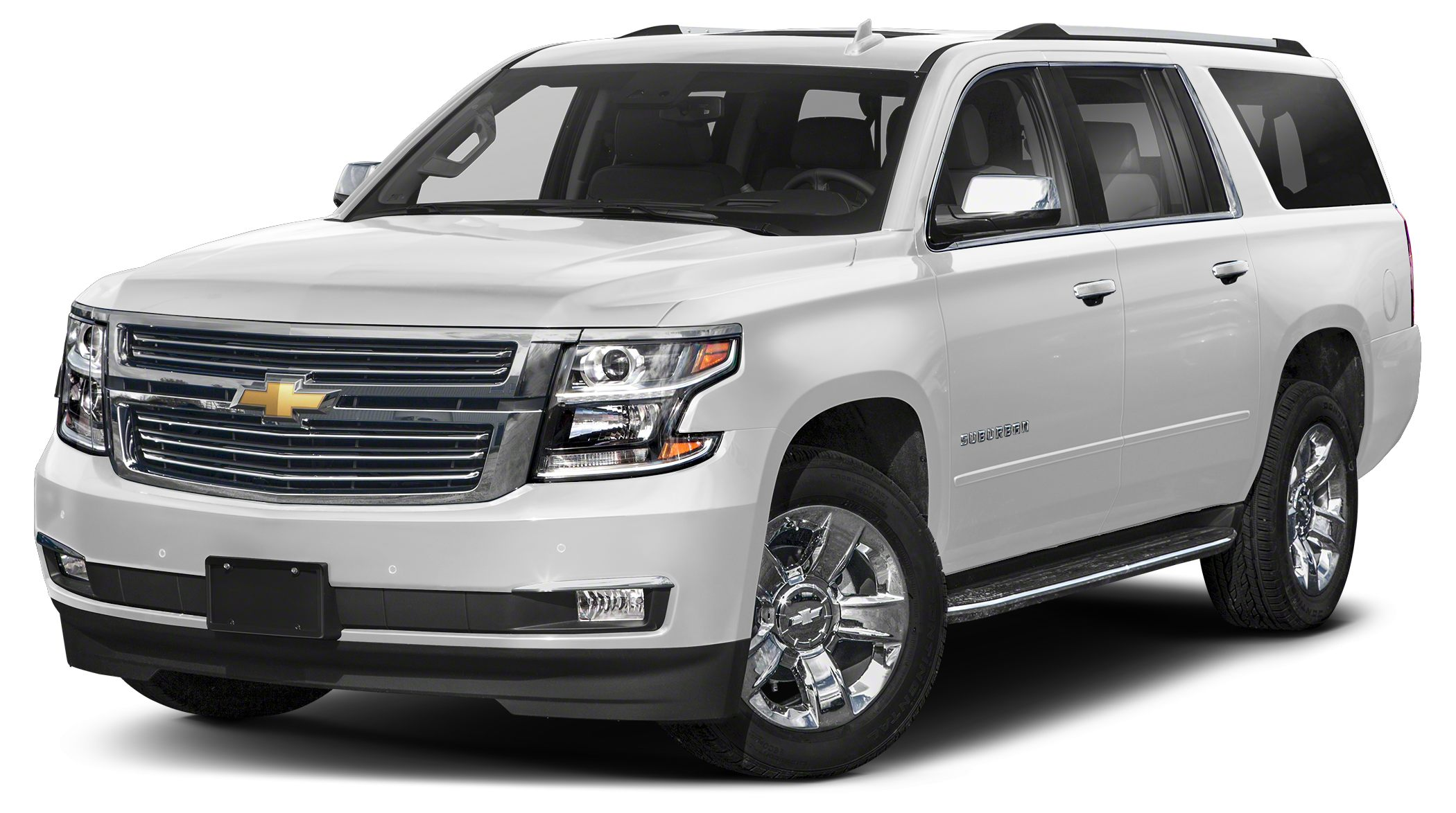 2018 Chevrolet Suburban Premier What happens when you combine the utility of a truck versatility