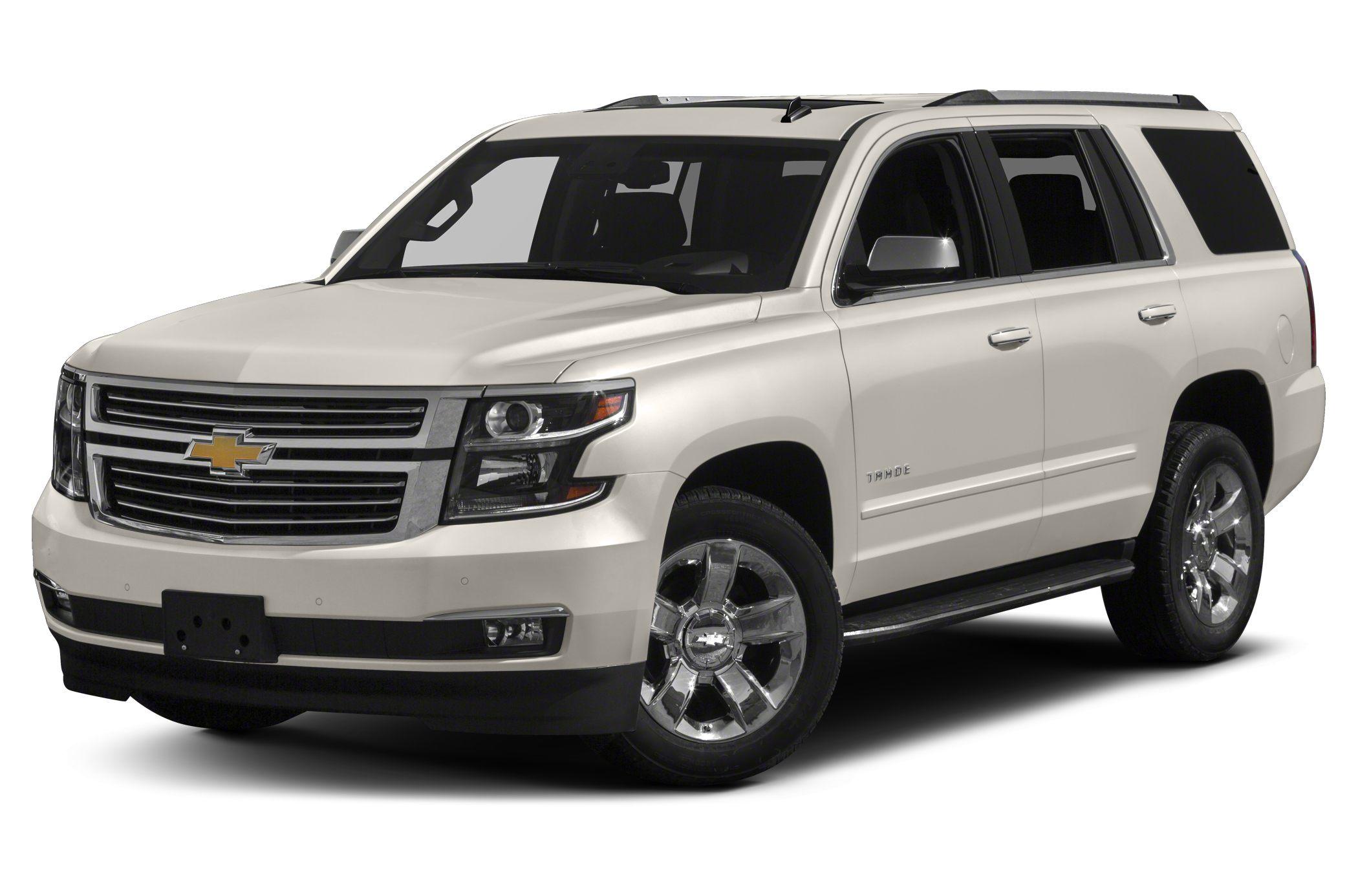 2015 Chevrolet Tahoe LTZ Miles 21750Color White Stock 000P1125 VIN 1GNSCCKCXFR559317