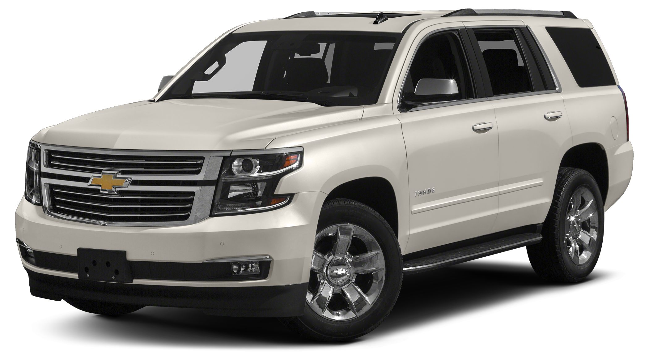 2016 Chevrolet Tahoe LTZ DVD Entertainment System Navigation Moonroof Third Row Seat Heated Le