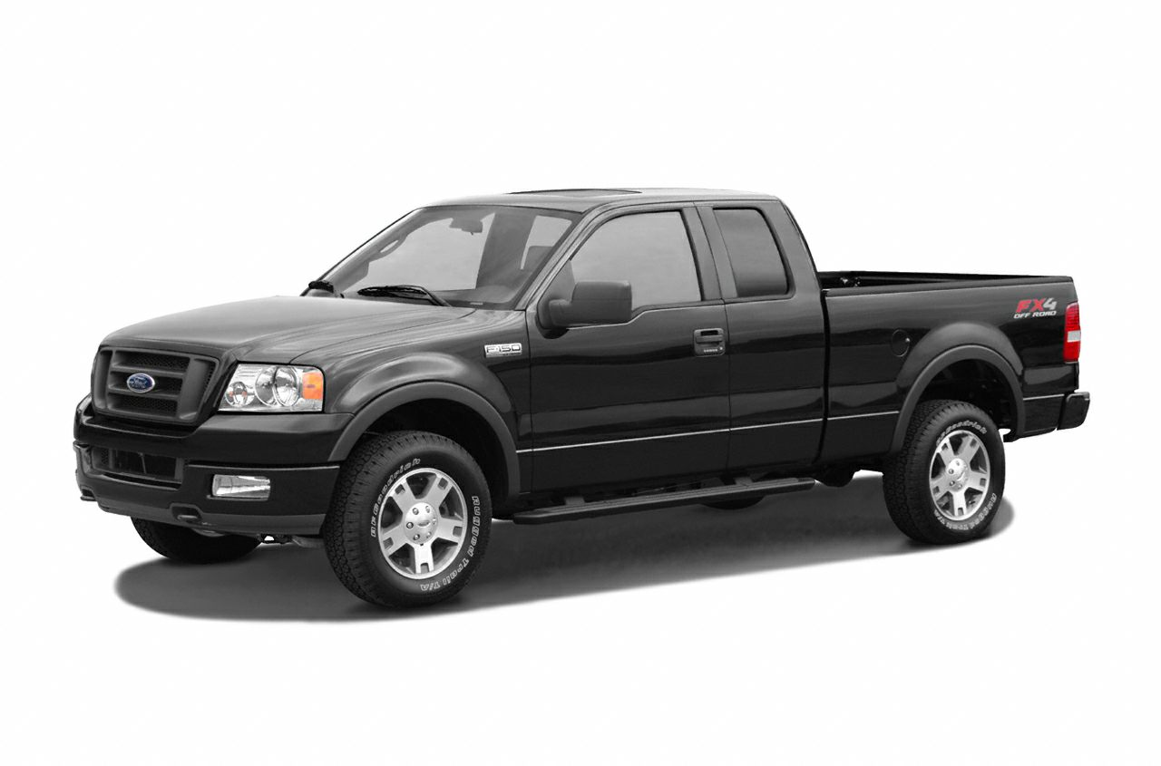 2006 Ford F-150 XLT AN AWESOME TRUCK XLT WITH 54L V8 POWER JUST TRADED 45 POINT INSPECTION