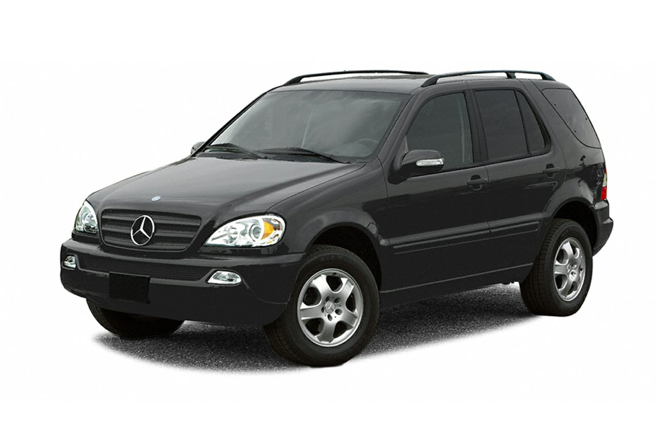 2003 MERCEDES M-Class ML500 4MATIC  ONE PRICE STOP NO HASSLE NO HAGGLE CAR BUYING EXPERIENCE