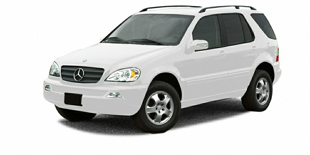 2003 MERCEDES M-Class ML350 4MATIC THIS VEHICLE COMES WITH OUR BEST PRICE GUARANTEE Miles 1430