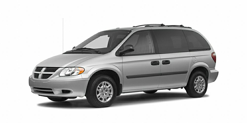2006 Dodge Caravan SE 3RD ROW SEAT 26 MPG Highway Miles 155783Color Bright Silver Clearcoat M