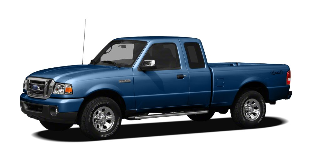 2011 Ford Ranger XLT 40L V6 SOHC Extended Cab Dont let the miles fool you Ford has outdone it
