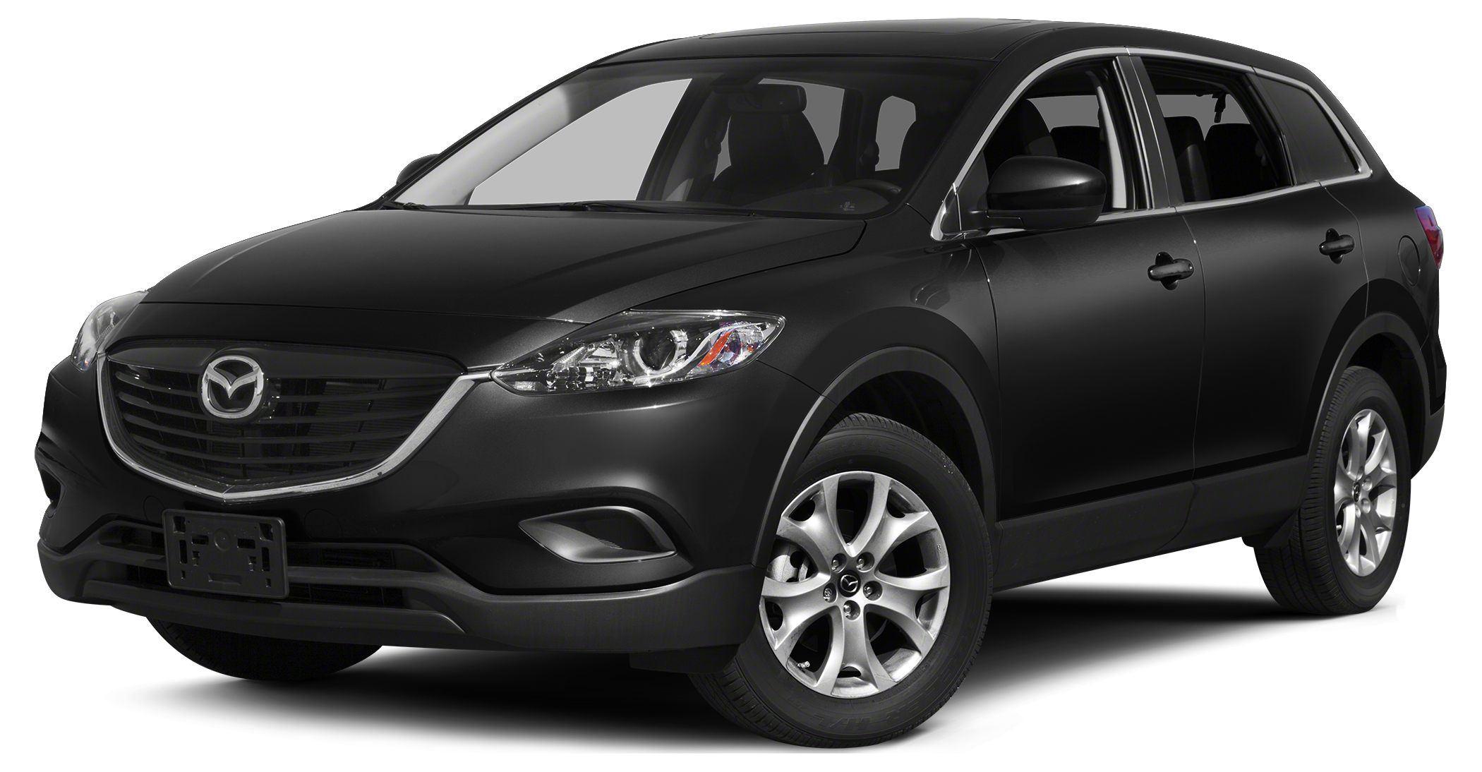 2014 Mazda CX-9 Grand Touring Miles 36712Color Jet Black Mica Stock DTH0131A VIN JM3TB2DA0E0